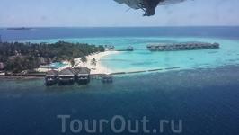 отель с воздуха
