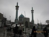 площадь Таджриш. Тегеран.