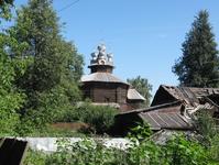 У Ипатьевского монастыря
