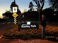Stanley Park,Vancouver