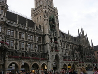 Мариенплатц - сердце Мюнхена
