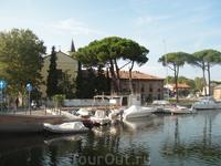 Канал  в Милано Мариттимо