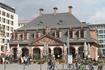 Hauptwache (гауптвахта). Когда-то использовалось как караульное помещение. В наше время здесь располагается кафе. Франкфурт-на-Майне.
