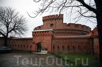 Музей Янтаря и башня Дер Дона