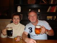 Какая же Прага без пива???