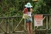 На водопадах Дункан ривер...