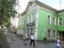 Один из домов в центре Вологды
