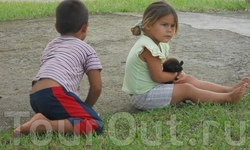 Детишки Кубы