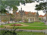 Дрезден. Королевский дворец.
