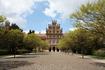 Территория Университета ( бывшая резиденция метрополитов Буковины)