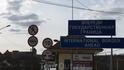 Вот и он, Ивангород и государственная граница с Эстонией, первым на моем пути государством Евросоюза.