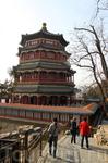 Башня Воскуриваний в Честь Будды (Foxiangge)
