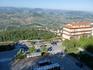 Вид на долину с высоты Сан-Марино