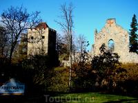 Старый замок Кропоткина