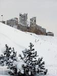 Утром отправились к самой известной достопримечательности Раквере – старинной крепости (замку) 13-го века.