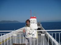 Острова Греции  вблизи города Патры