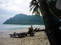 белопесочный пляж острова Ко Куд
