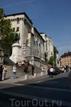 Шамбери. Замок герцогов Савойских
