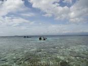 Чистейшее море (+27), прекрасный дайвинг как для новичков ТАК И ДЛЯ ПРОФИ, не тронутая природа. Если есть на земле Рай то он находится на Филиппинах