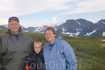 Семья Лопатиных. Красильников Ростик-8 лет. Единственный кто посетил в таком возрасте Центральный Саян пешим  и водномоторным маршрутом