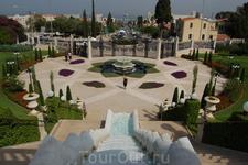 Бахайские сады (Хайфы)