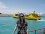 лодка с прозрачным дном - сископ