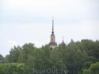 """Район Калязина """"Свистуха"""". Церковь..."""