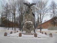 памятник героям 1812 г.