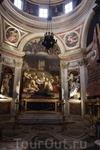 Капелла Киджи в Санта-Мария дель Пополо