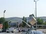 Выставочный центр Салоник находится между телевышкой и археологическим музеем