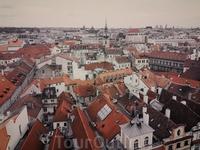 город рыжих крыш