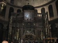 Кувуклия. Храм Гроба Господня