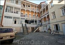 Мелодия тбилисских балконов и двориков
