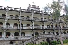Старинное  здание в Виктории