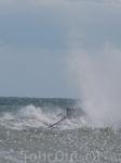 волны разгулялись