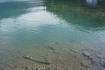оз. Рица (низкий уровень воды)