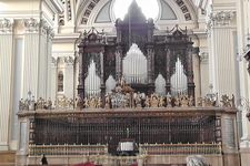 Орган в Соборе Св. Девы Пилар.