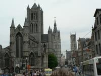 Это не менее привлекательный город - Гент.