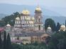 Вид на мужской монастырь.