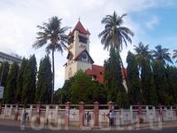 Azania Front Cathedral - лютеранская церковь