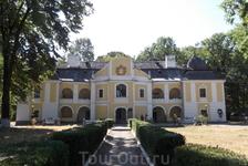 Дворец Перени. Бывший дворец и парк барона Перени. Виноградов