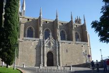 В 1806 году здание церкви сильно пострадало во время оккупации Толедо войсками Наполеона. В 1926 году монастырю был присвоен статус государственного исторического ...