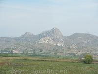 Вид на анталийскую равнину