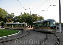 Трамваи Ташкента