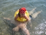 Средиземноморская водичка, пляж Eldara