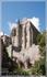 вид на аббатство МОН СЕН-МИШЕЛЬ ( Mont Saint-Michel )
