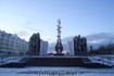 памятник ВОВ в спальной части города