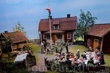 Junibacken - музей сказок