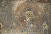 """следы """"фрески"""" в маленькой церкви"""