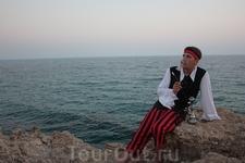 пират и трубка вещи неразделимые
